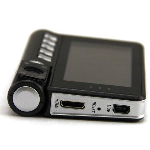 Двухканальный видеорегистратор с монитором Globex GU-DVV003 Превью 2