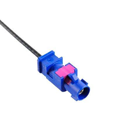 GPS Fakra IN/OUT-кабель навигационного блока A-LINK для Audi, BMW, Mercedes-Benz Превью 2