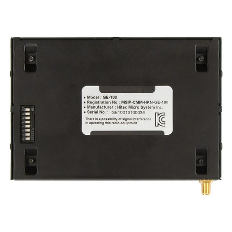 Автомобильный адаптер для Smartphone/iPhone Gemini GE-100 Превью 2