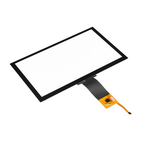 """7"""" Capacitive Touch Screen for Audi, Mercedes-Benz, Volkswagen Preview 3"""