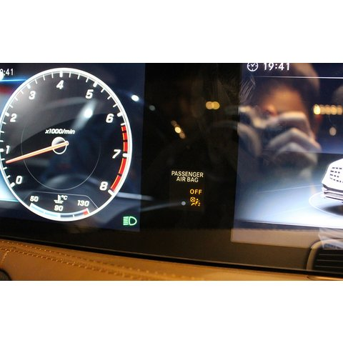 "12.1"" Capacitive Touch Screen Panel for Mercedes-Benz E,S Class (W213, W222) Preview 5"