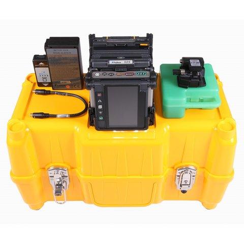 """Зварювальний апарат для оптоволокна Fujikura 80S+ """"Kit-A"""" Plus Прев'ю 6"""
