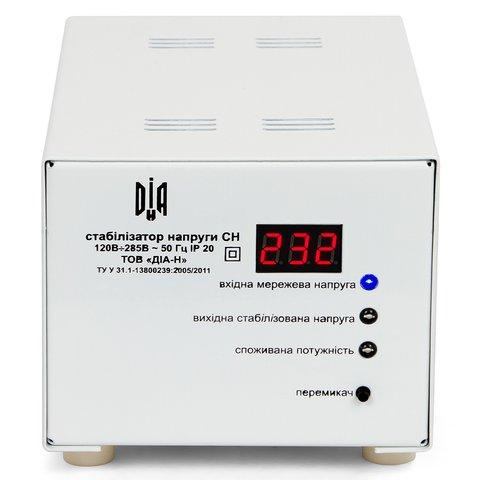Стабілізатор напруги ДІА-Н СН-600-х Прев'ю 1