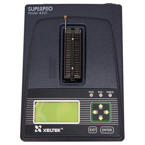 Універcальний USB програматор Xeltek SuperPro 611S Прев'ю 1