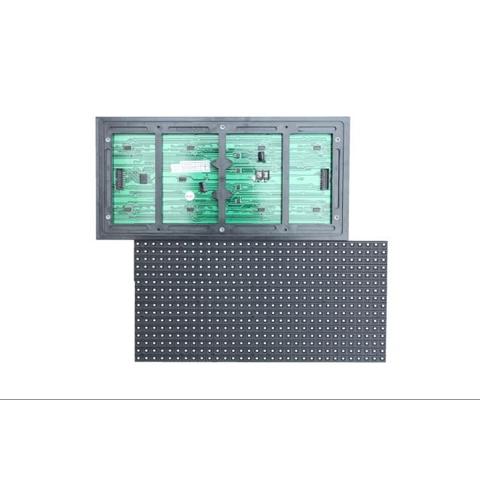 LED-модуль для реклами P10-SMD (монохромний, білий, 320 × 160 мм, 32 × 16 точек, IP65, 3800 нт) - Перегляд 2