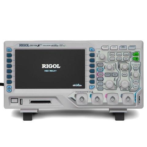 Цифровий осцилограф RIGOL DS1104Z-S Plus Прев'ю 3
