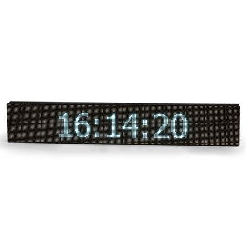 RGB LED-дисплей для реклами 960 мм × 160 мм, (192 × 32 точок), IP20 Прев'ю 5