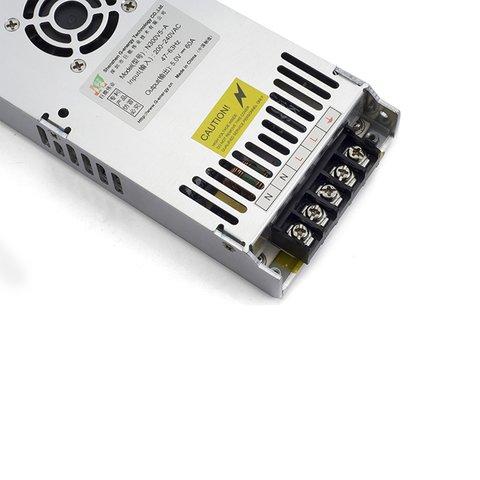 Блок живлення для світлодіодних стрічок 12 В, 25 A (300 Вт), 200-240 В Прев'ю 2