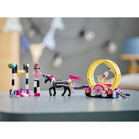Конструктор LEGO Friends Волшебная акробатика 41686 Превью 16