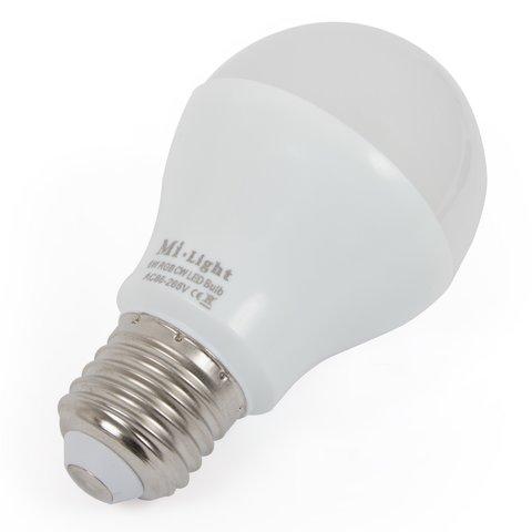 LED Light Bulb MiLight RGBW 6W E27 CW Preview 1