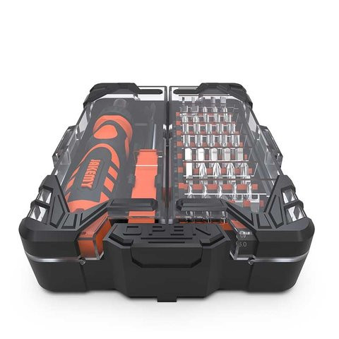 48 in 1 Mobile Phone and Tablet Repair Tool Kit Jakemy JM-6124 Preview 2